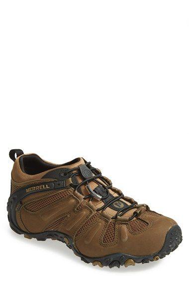 Merrell Chameleon Prime Waterproof Hiking Shoe Men Nordstrom Best Hiking Shoes Waterproof Hiking Shoes Merrell Shoes Mens