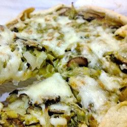 This Handmade Tart Will Make You Fall in Love with Leeks
