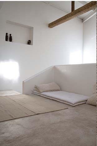 saunan sohva/sänky