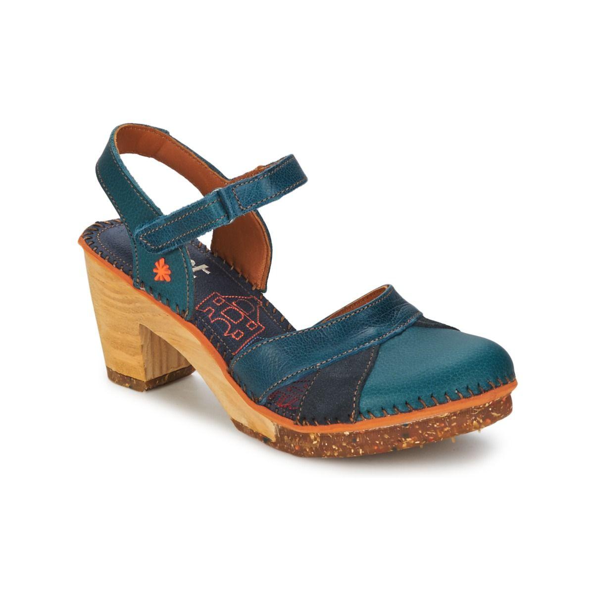 Chaussures Rouges D'art D'amsterdam Pour L'été Avec Boucle Pour Femmes CBGEeEegqb