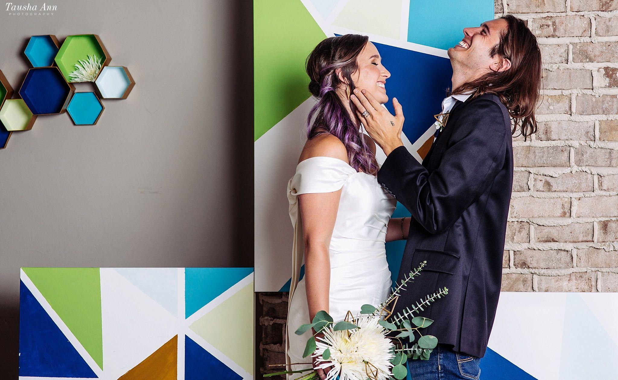 Tausha Ann Photography | Nashville TN Wedding Photographer » Geometric Wedding Styled Shoot | Modern Wedding Inspiration | Nashville TN Wedding Photographer - Tausha Ann Photography | Nashville TN Wedding Photographer