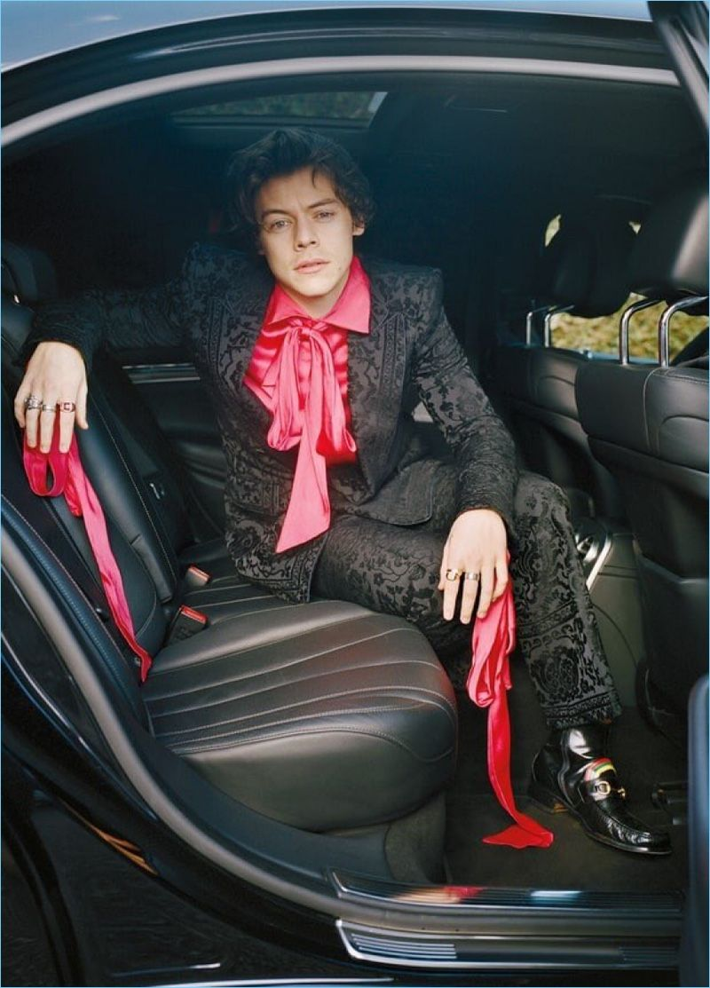 Admirable Harry Styles Covers Rolling Stone Talks Solo Career Harry Customarchery Wood Chair Design Ideas Customarcherynet