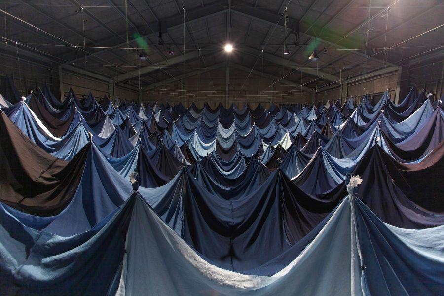 Indigo Textile - Warehouse Installation