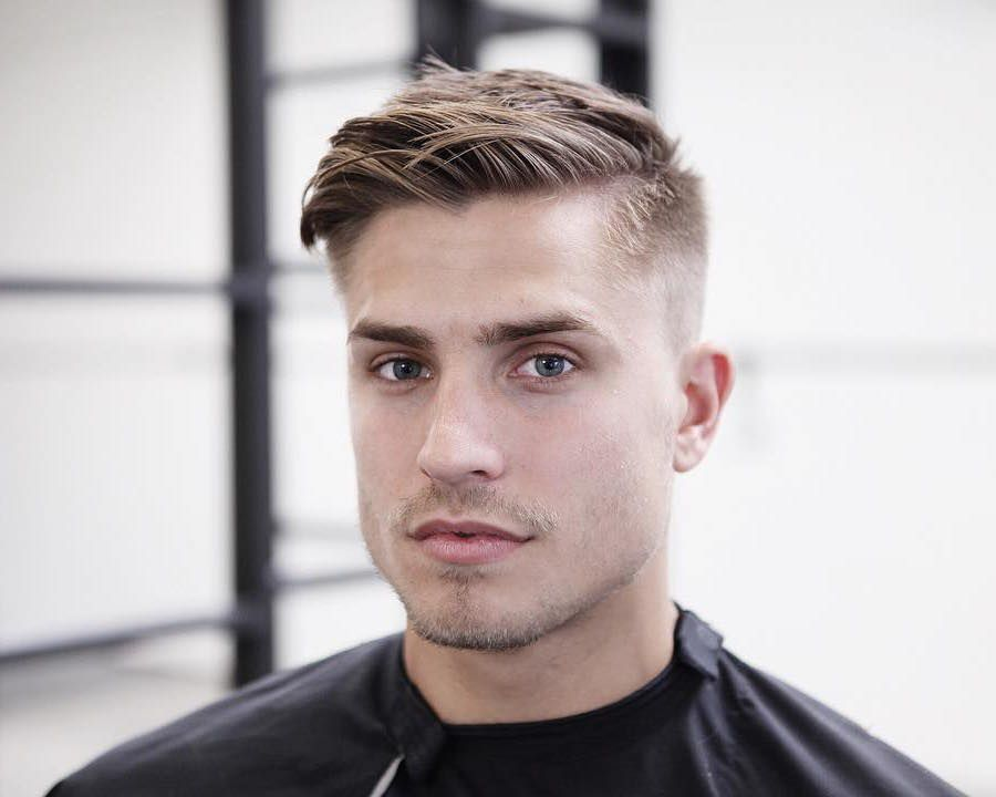 15 Cool Short Haircuts For Guys With