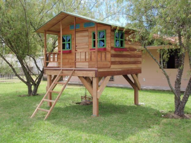 Colecciones animales de madera y casitas buscar con for Cabanas infantiles en madera