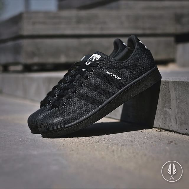 adidas superstar 80s primeknit black