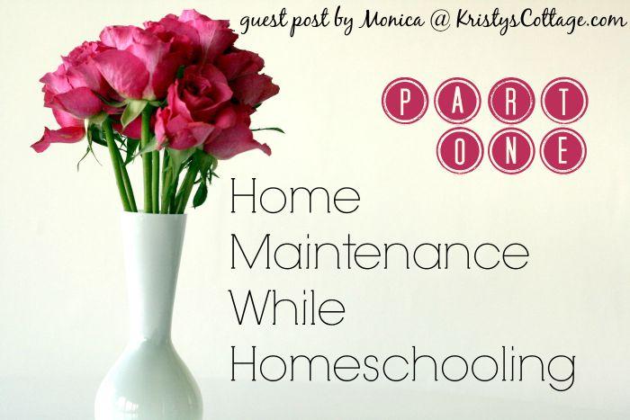 Photo of Hausinstandhaltung während des Hausunterrichts: Küche & Bad – Kristy's Cottage {blog}