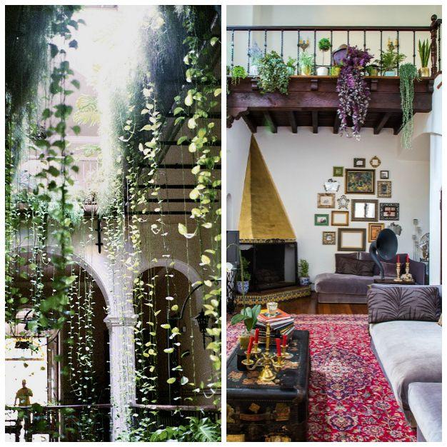 Jardines colgantes para tu hogar jardines colgantes for Jardines caseros colgantes