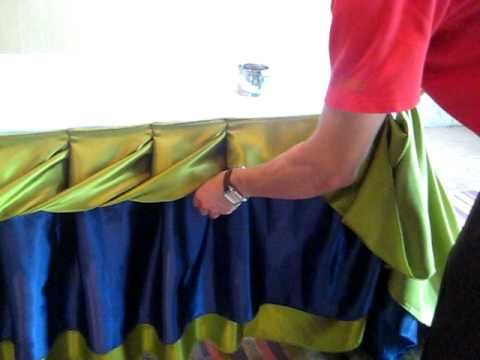 การจับผ้าแบบลายเกลียวสองชั้น - By Suppaluck