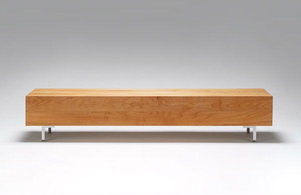 IXTB-1600HAKOテレビボード|無垢材家具・オーダーメイド木製家具のイクスス
