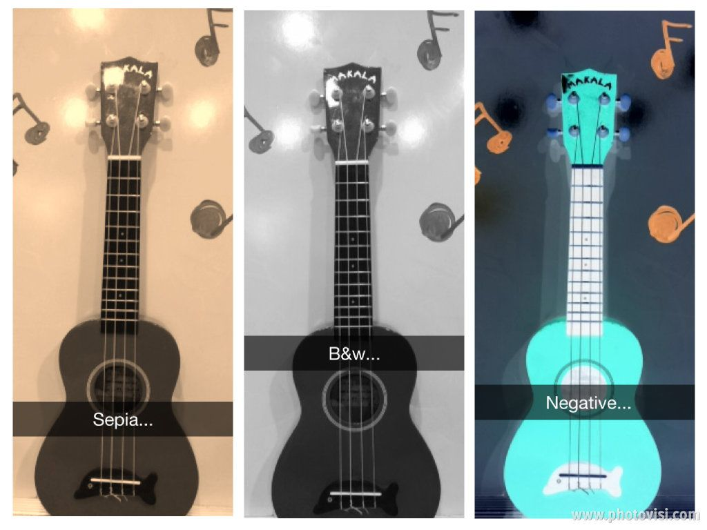 How To Use Hidden Snapchat Filters | ZAGGblog #Snapchat # ...