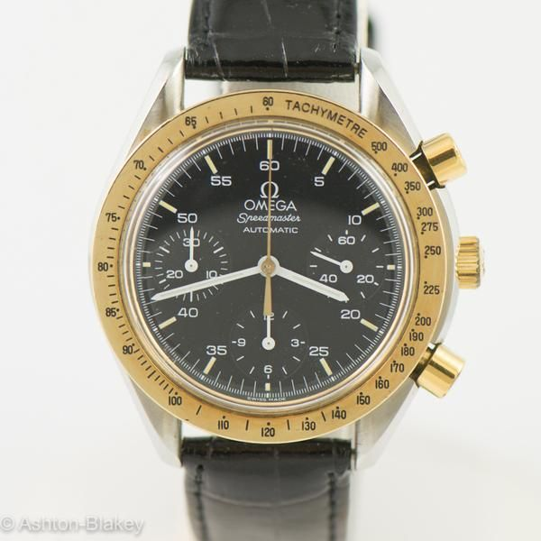 e5708243c4d OMEGA Men s Automatic Chronograph Vintage Watch Omega Speedmaster Date