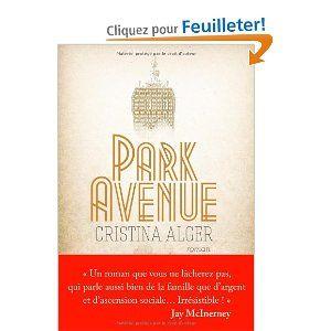 Park Avenue - Cristina Alger