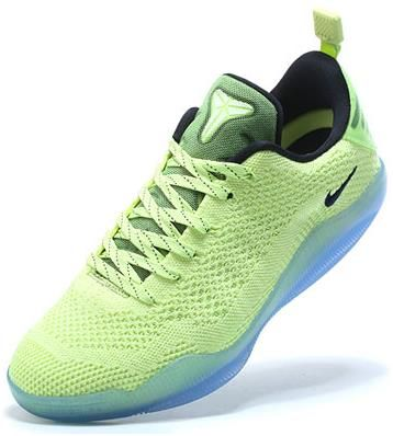 reputable site 1d12b 3e9f7 Nike Kobe XI Elite Low Mens Basketball shoes Green