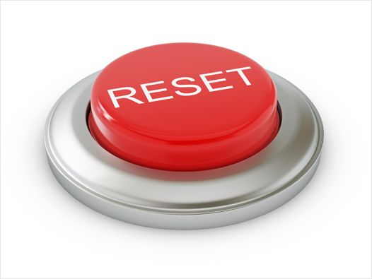Stressed and overeating? Hit the reset button and choose one healthier habit you'll make today. More tips @ www.Facebook.com/iChoose600