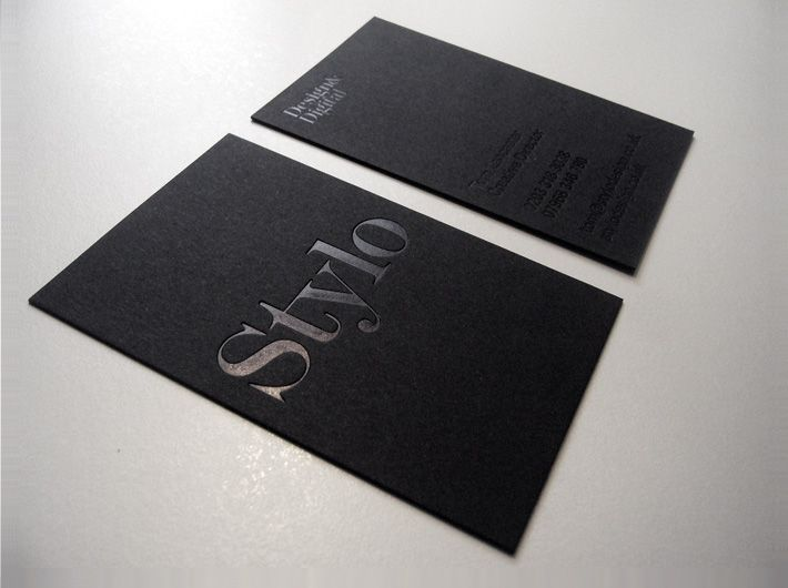 Stylo Business Cards