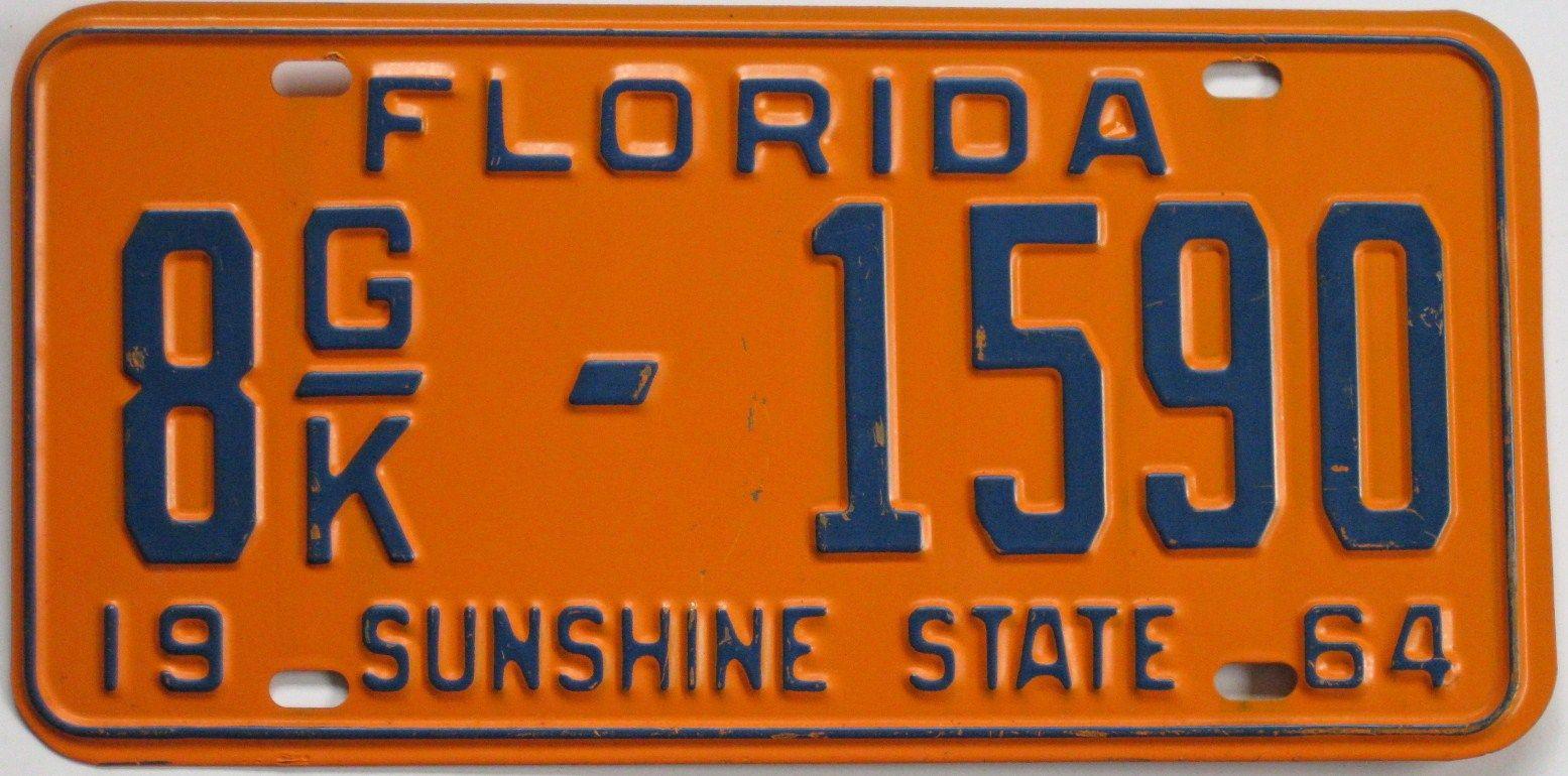 1964 license plates - Google Search | 1964 | Pinterest | License ...