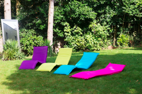 Bain de soleil Bricorama #jardin #hammac #hamac ...