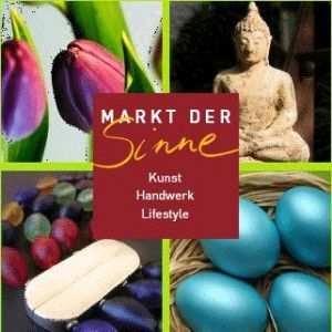 Der Kreativmarkt zu Ostern auf der Praterinsel