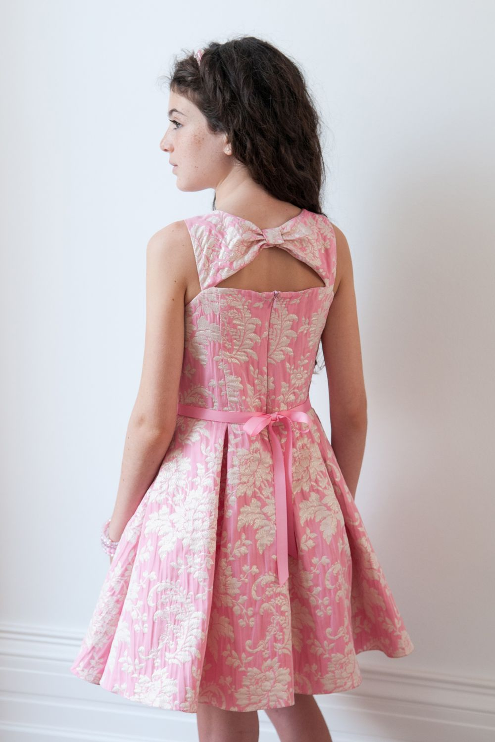 Pink Dream Prom Dress | Modelo, Vestidos de niñas y Vestiditos
