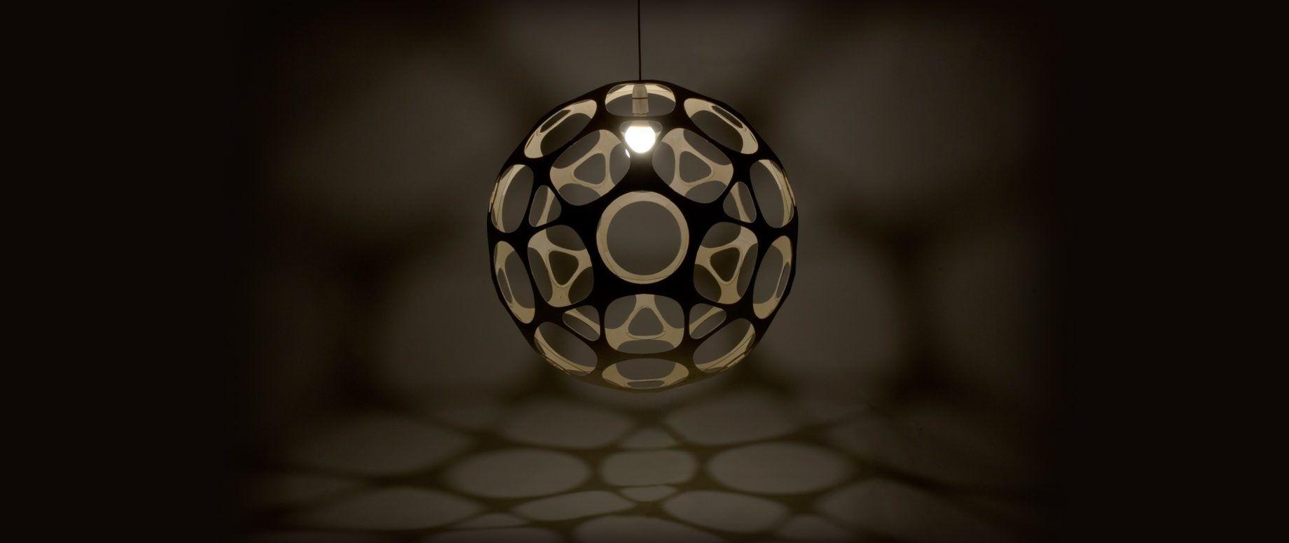Borealis lamp by Lazerian