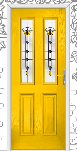 Yellow Door. Add A Bit Of Sunshine To Your Street With This Yellow  Composite Door. #WelcomeHome
