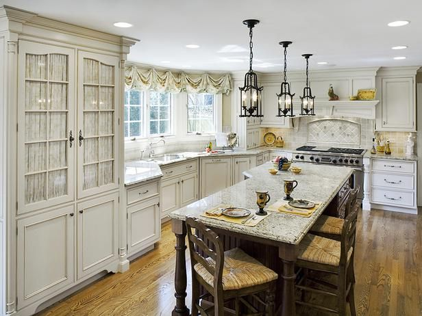 Best French Country Kitchens Kitchen Remodeling Hgtv 400 x 300
