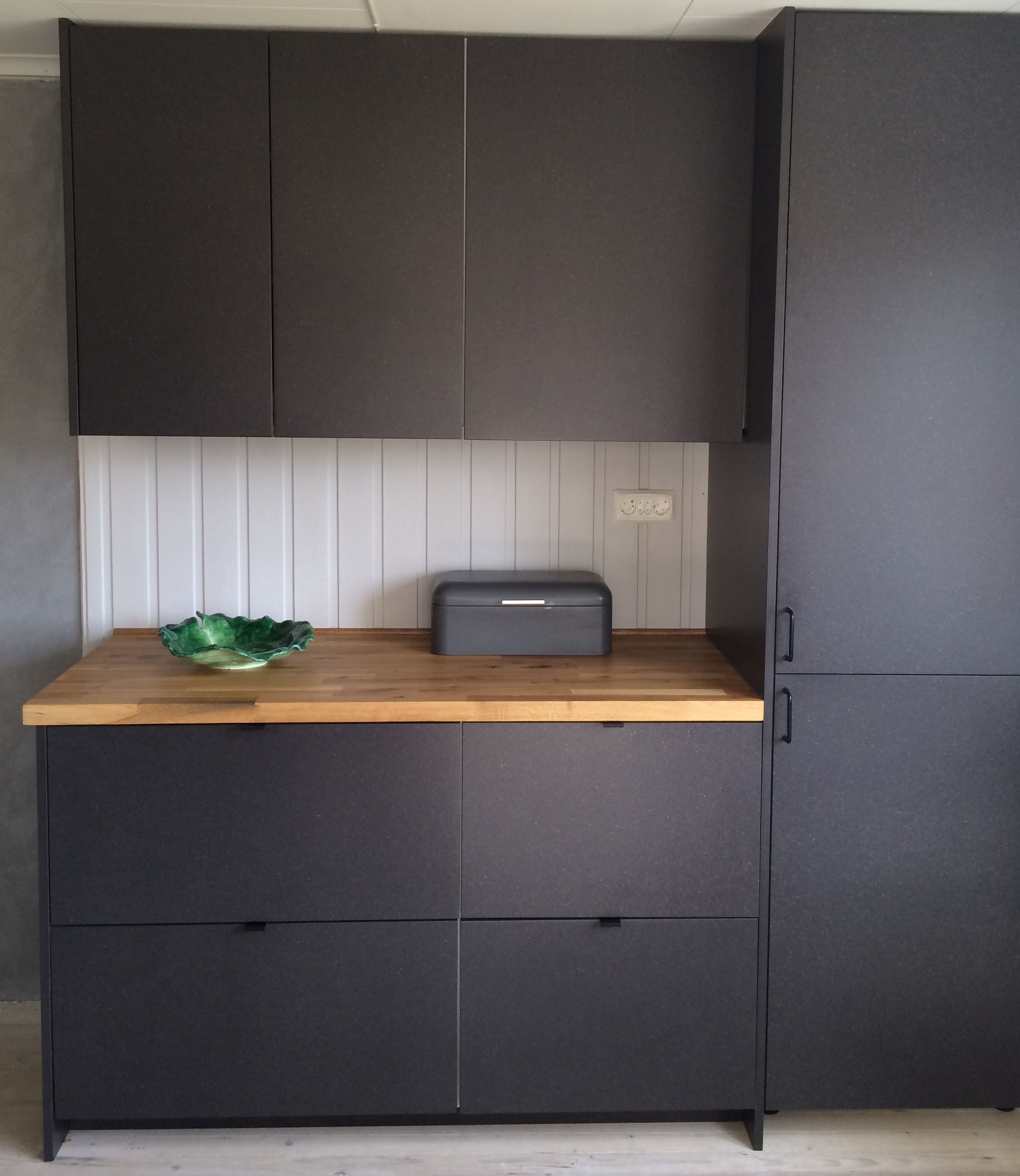 Cheap Studio Apartments Reno: Valchromat IKEA Kitchen Studio10 In 2019