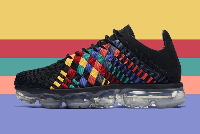 low priced 20852 64275 Nike s VaporMax Inneva Shows Some Personality - Sneaker Freaker
