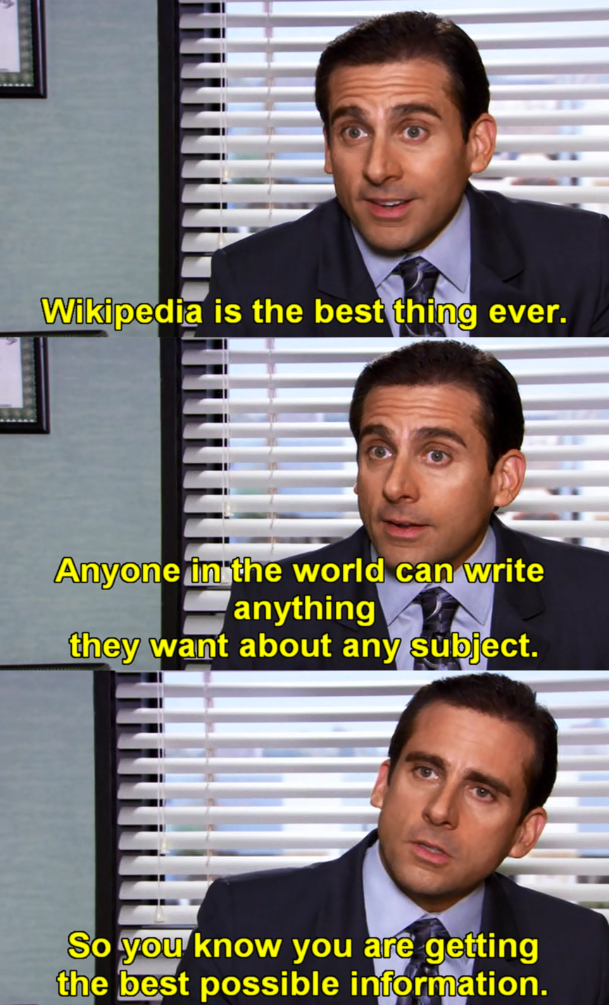 Michael Scott The Office Wikipedia Office Quotes Michael Tv Shows Funny Office Quotes