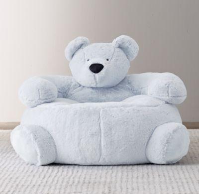 High Quality Cuddle Plush Bear Chair
