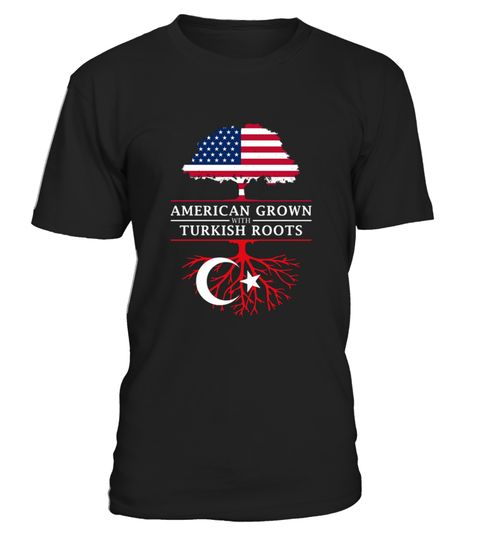 # American Grown With Turkish Roots Tshirt  Turkey Shirt .  HOW TO ORDER:1. Select the style and color you want:2. Click Reserve it now3. Select size and quantity4. Enter shipping and billing information5. Done! Simple as that!TIPS: Buy 2 or more to save shipping cost!Paypal   VISA   MASTERCARD