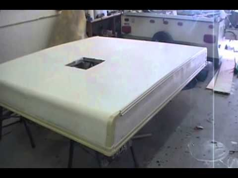 pop up trailer roof repair & pop up camper roof repair PT6 - YouTube | pop up fabulous ...