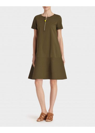 Fundamental Bi-Stretch Vinita Dress
