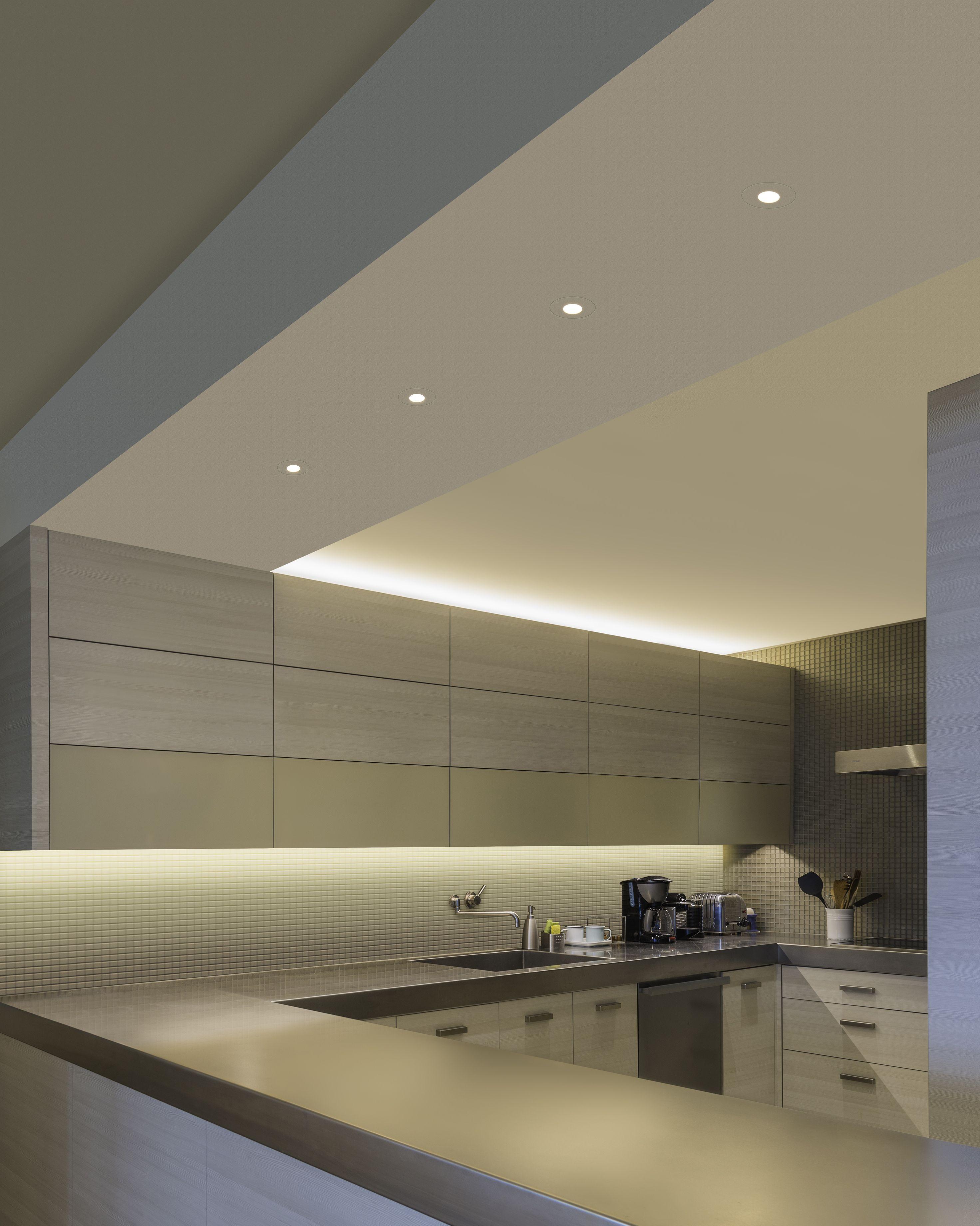 Aurora Round Edge 1.3 recessed LED accent light | Pure Lighting & Aurora Round Edge 1.3 recessed LED accent light | Pure Lighting ...