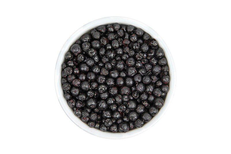 Freeze-Dried Elderberries - 2 ounces