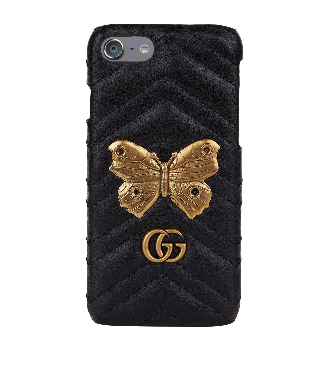 Gucci moth iphone 7 case ukgiftguide2017