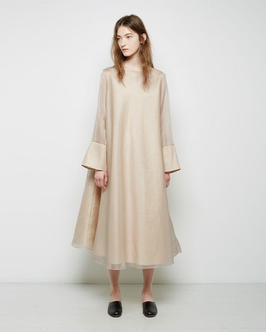 The Row Starc Dress La Garçonne