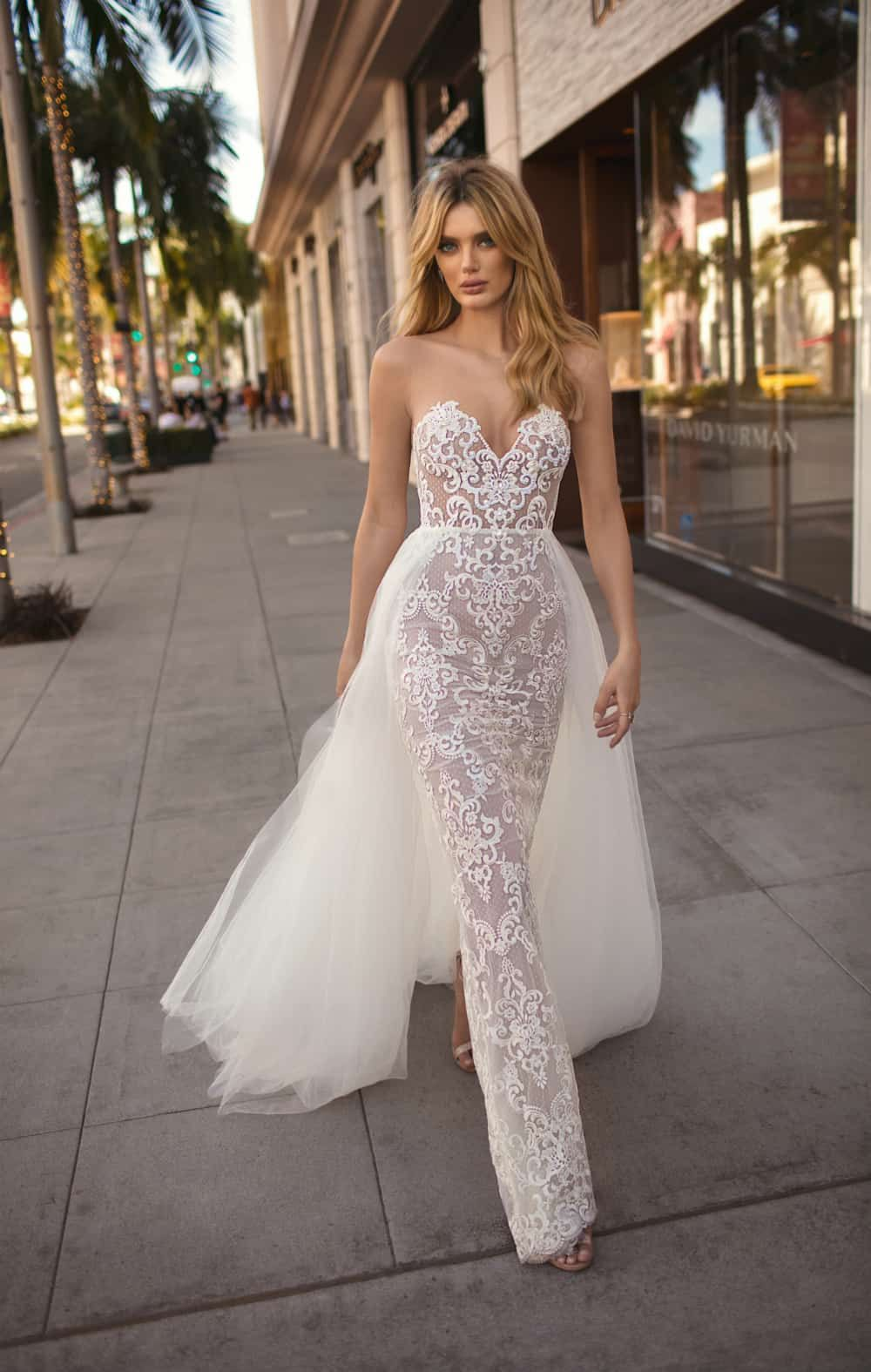 Muse By Berta Brautkleider 2019 City Of Angels Collection