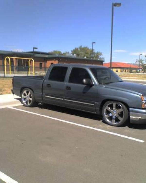 2006 Chevrolet Silverado 1500 For Sale Near Fort Carson