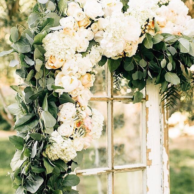 The Details Of This Wedding Day Included Our Glass French Doors