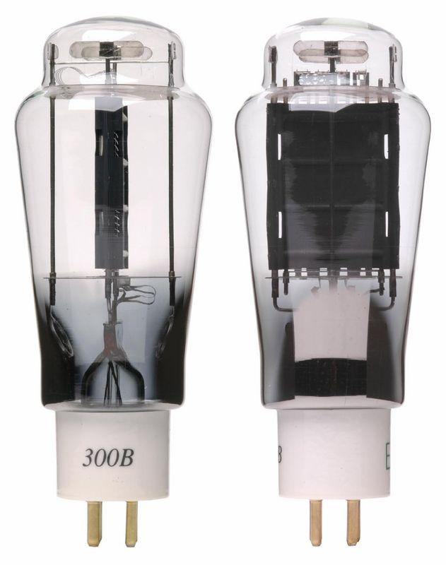 EAT 300B Power Vacuum Tube Matched Pair Vacuum tube