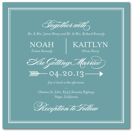 Online Wedding Invitation Sample Weddings Events