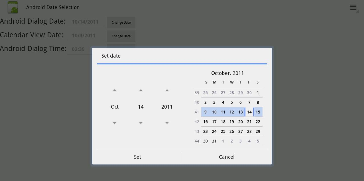 Android Image Picker android dialog picker - חיפוש ב-google | oct 14, android