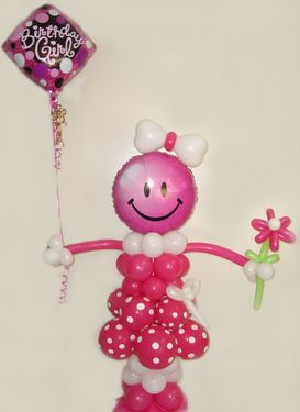 Birthday Balloon Bouquet Delivery Tulsa OK