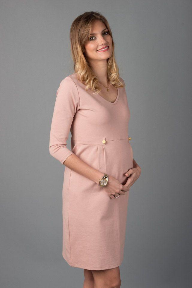 Pin de Claudia Sanchez en Ropa de maternidad   Pinterest   Vestidos ...