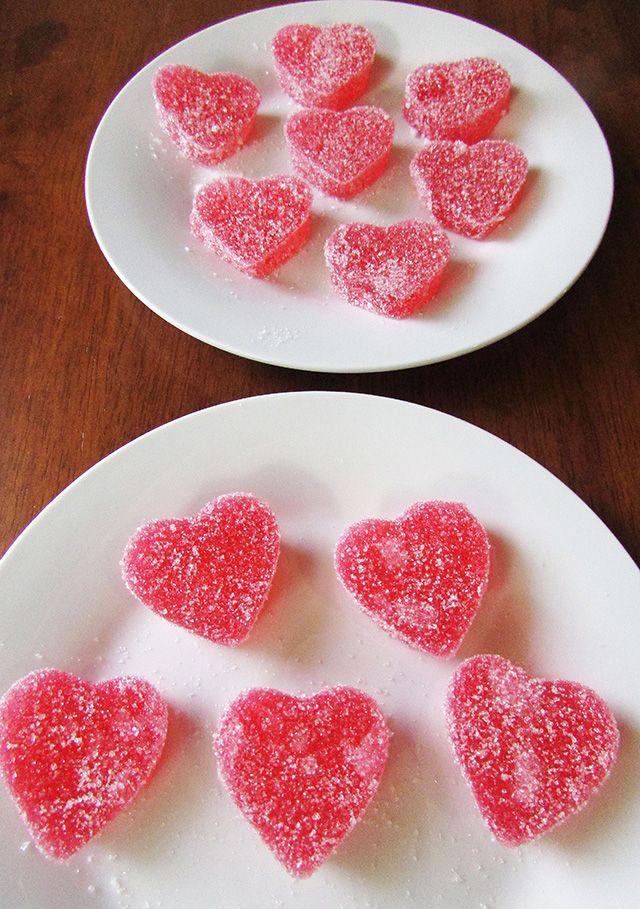 Heart Cookie Sandwiches / via Oh Joy! in 2020 | Sandwich