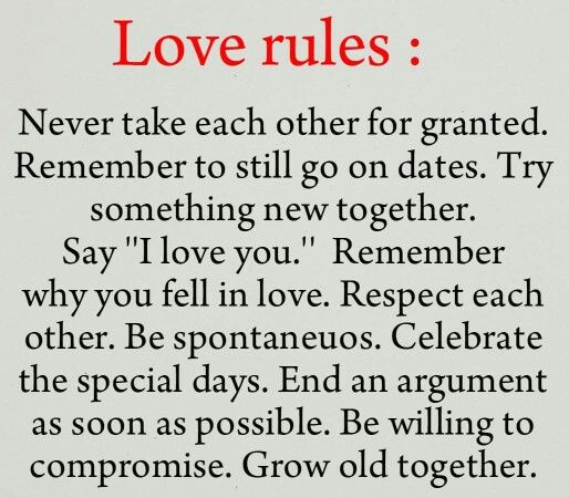 Love Rules Flirting Quotes Love Rules Love Me Quotes