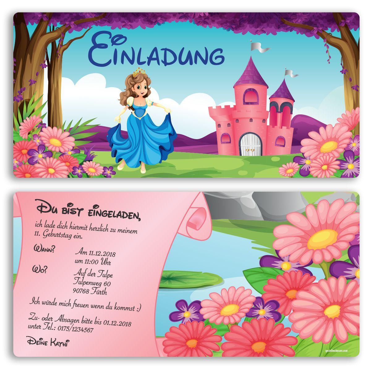 Schön Einladungskarten Geburtstag Kinder : Einladungskarten Geburtstag  Kindergeburtstag Download   Kindergeburtstag Einladung   Kindergeburtstag  Einladung