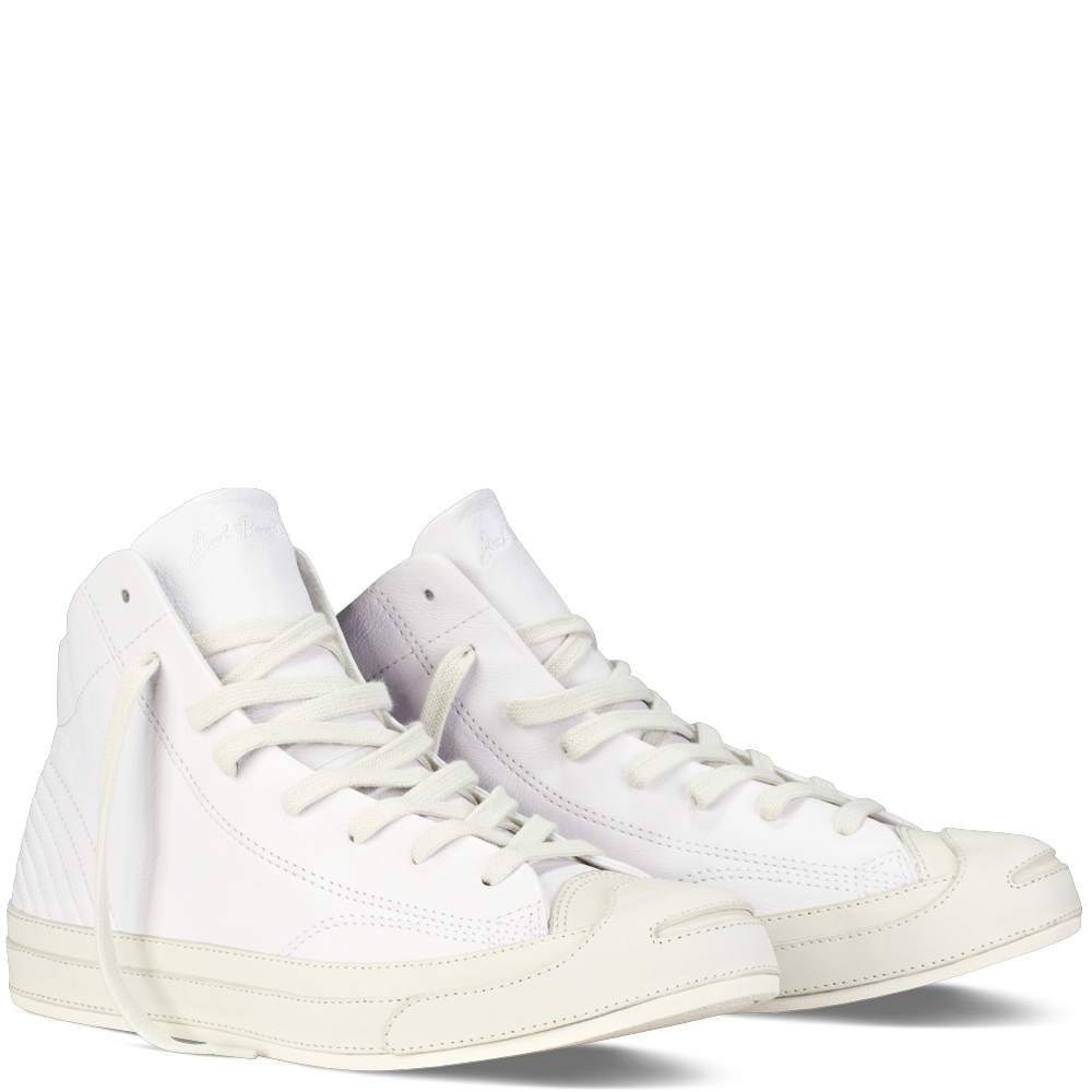 Converse - Jack Purcell Moto Mid - Mid